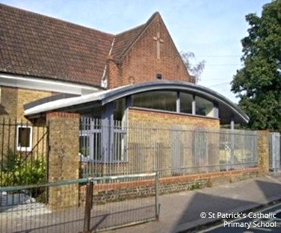 St Patrick's Catholic Primary School, London E17