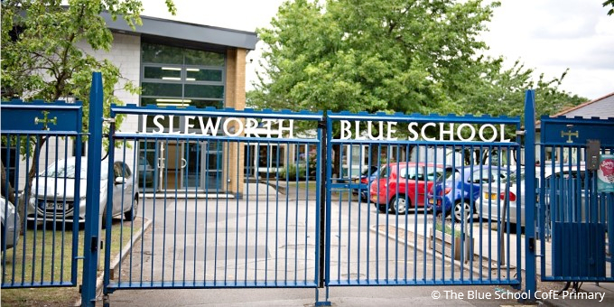 The Blue School CofE Primary, Isleworth TW7