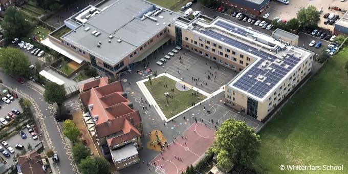 Whitefriars School, Harrow HA3