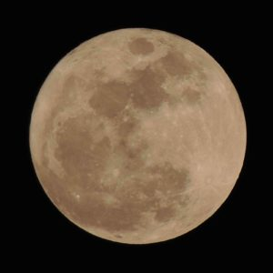 Image of a full moon for the Wrap round care at school post