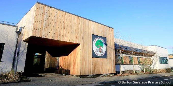 Barton Seagrave Primary School, Kettering NN15