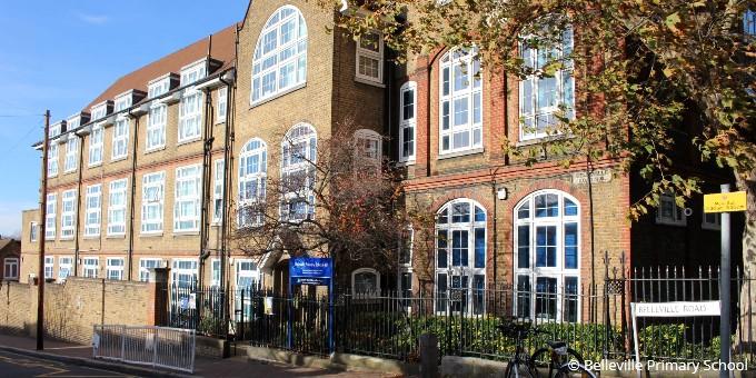 Belleville Primary School, London SW11