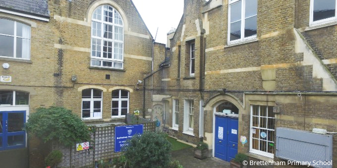 Brettenham Primary School, London N18