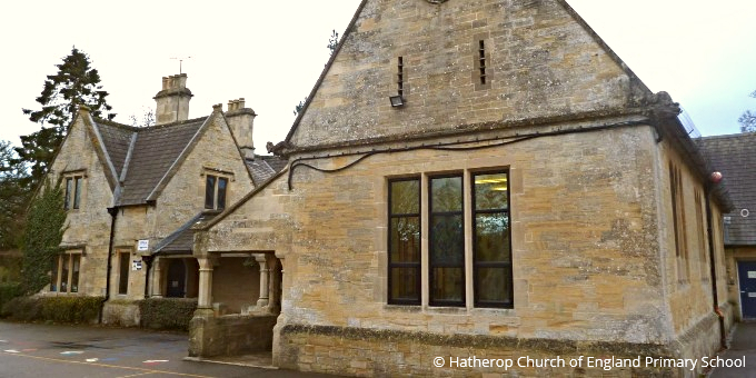 Hatherop CofE Primary School, Cirencester GL7