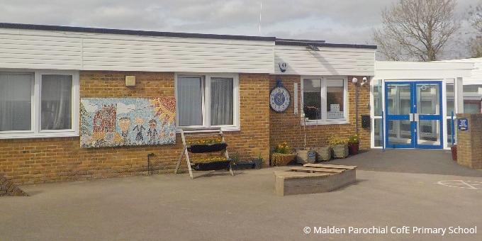 Malden Parochial CofE Primary School, Worcester Park KT4