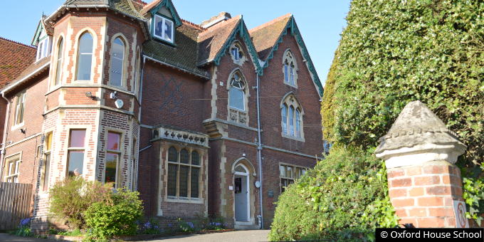 Oxford House School, Colchester CO3