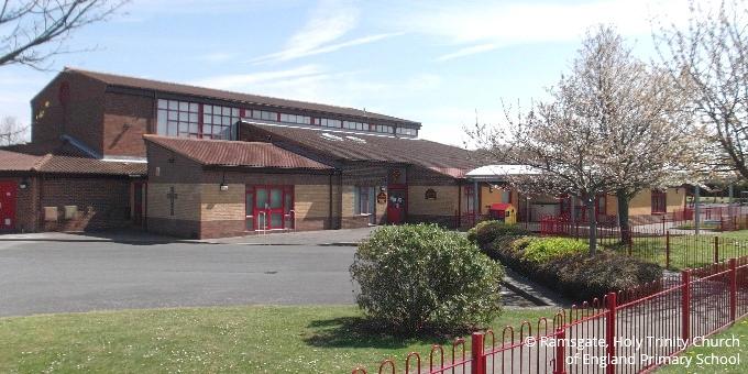 Ramsgate, Holy Trinity CofE Primary School, CT10
