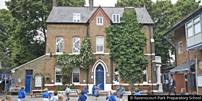 Ravenscourt Park Preparatory School, London W6