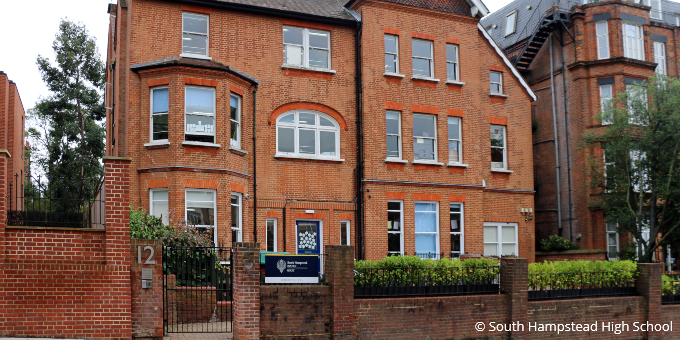 South Hampstead High School, Junior School, London NW3