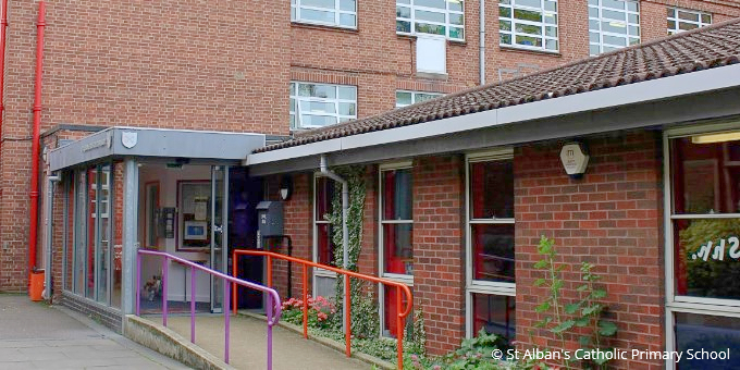 St Alban's Catholic Primary School, Cambridge CB2