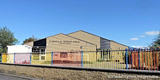 St Bede's Catholic Primary School, Chorley PR6