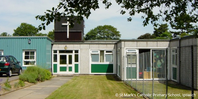St Mark's Catholic Primary School, Ipswich IP2