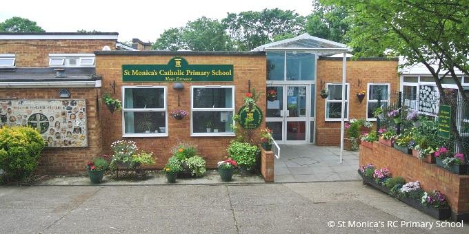St Monica's RC Primary School, London N14