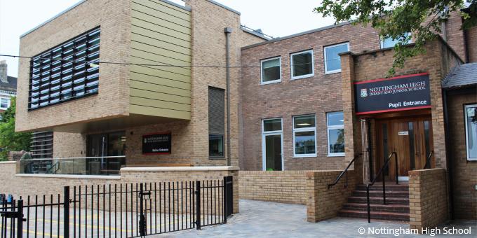 Nottingham High Infant & Junior School, NG7