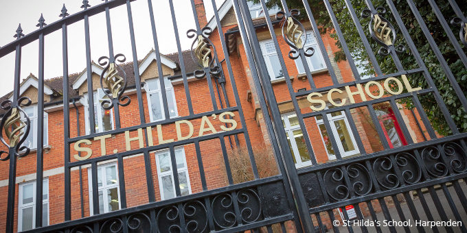 St Hilda's School, Harpenden AL5