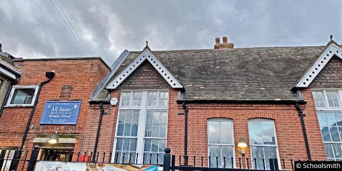 All Saints' Church of England Primary School, Blackheath