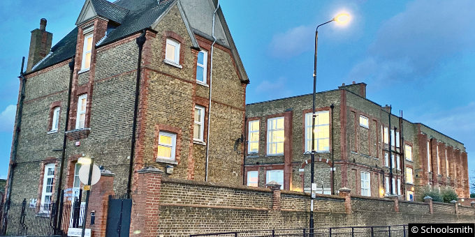 Bannockburn Primary School, Plumstead, London SE18