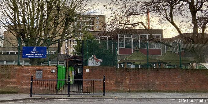 Barlby Primary School, North Kensington, London W10
