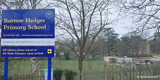 Barrow Hedges Primary School, Carshalton SM5