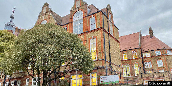Barrow Hill Junior School, St John's Wood, London NW8