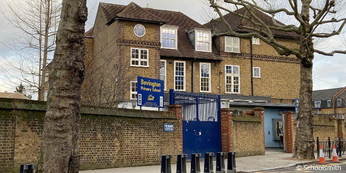 Bevington Primary School, North Kensington, London W10