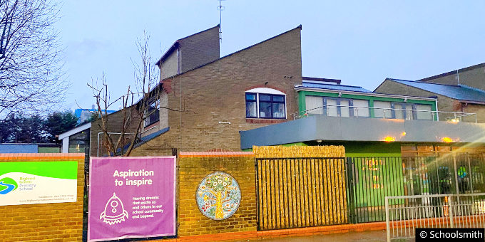Bigland Green Primary School, Wapping, London E1