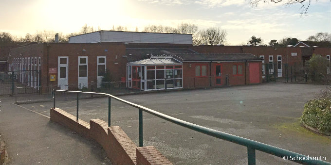 Blanford Mere Primary School, Kingswinford DY6