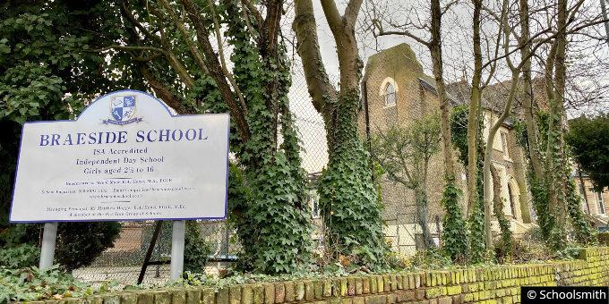 Braeside School, Infants & Juniors, Buckhurst Hill IG9