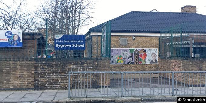 Bygrove Primary School, Poplar, London E14