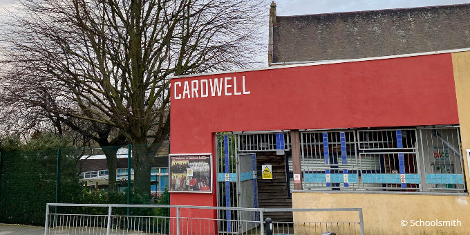 Cardwell Primary School, Woolwich, London SE18