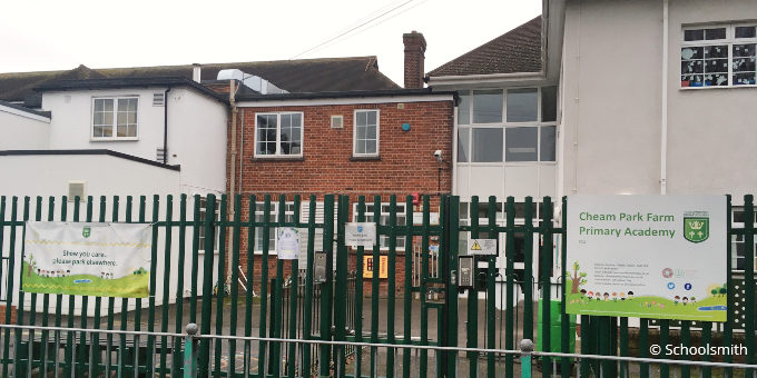 Cheam Park Farm Primary Academy, Sutton SM3