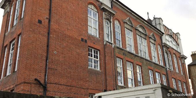 Christ Church School, Hampstead NW3