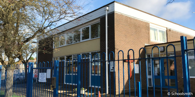 Church of the Ascension Primary School, Kingswinford DY6