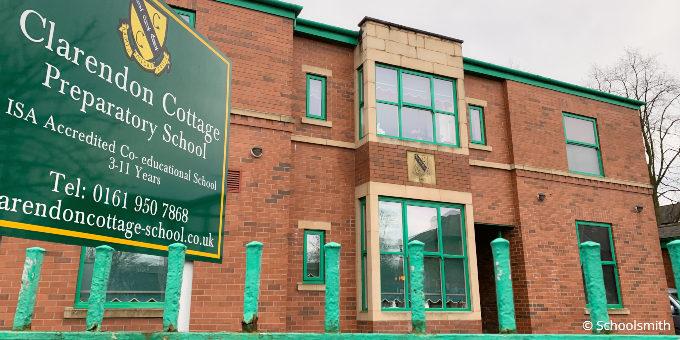 Clarendon Cottage School, Eccles, Manchester