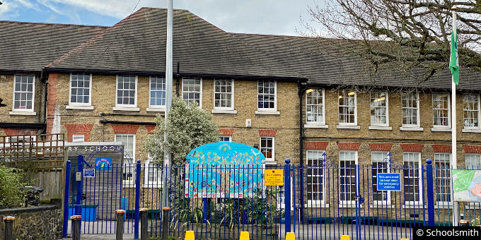 Coldfall Primary School, Muswell Hill, London N10