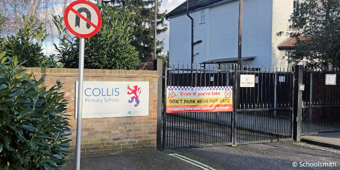 Collis Primary School, Teddington TW11