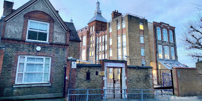 Conway Primary School, Plumstead, London SE18