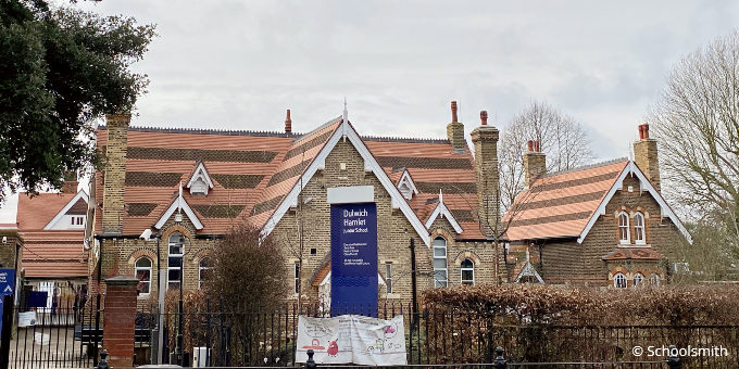 Dulwich Hamlet Junior School, Dulwich Village, London SE21