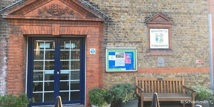 Dundonald Primary School, Wimbledon, London SW19