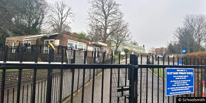 Eliot Bank Primary School, London SE26