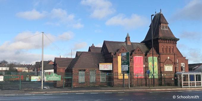 Emmanuel School, Primary, Walsall WS2 3