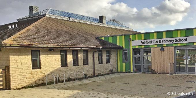 Fairford Church of England Primary School, Fairford GL7