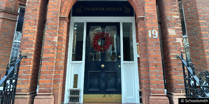 Falkner House, South Kensington, London SW7
