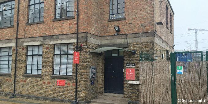 Faraday School, Poplar, London E14