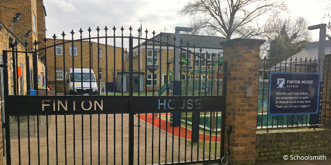 Finton House School, Tooting, London SW17