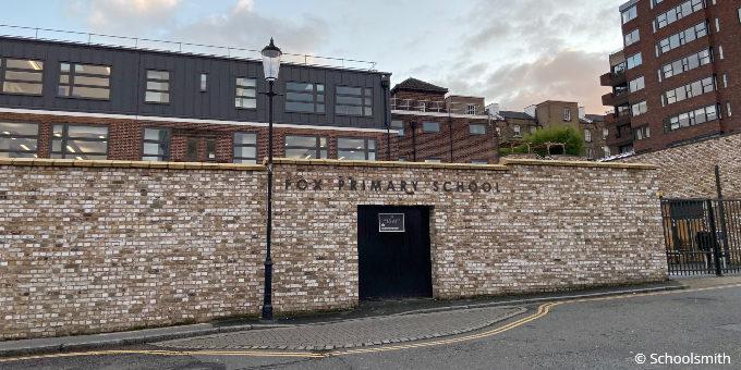 Fox Primary School, Kensington, London W8