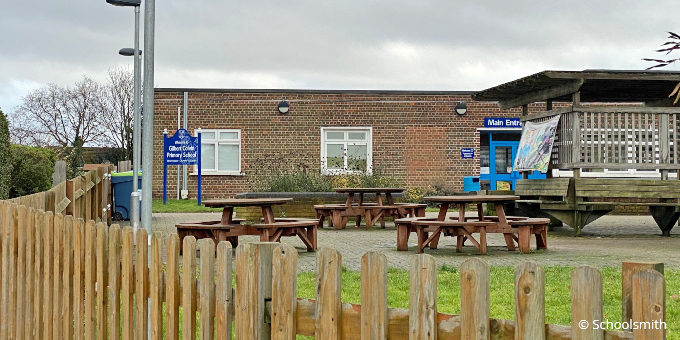 Gilbert Colvin Primary School, Ilford IG5