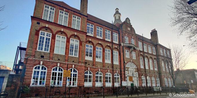 Gillespie Primary School, Highbury, London N5