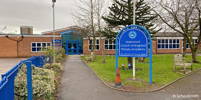 Halewood Church of England Primary School, Liverpool L26 2