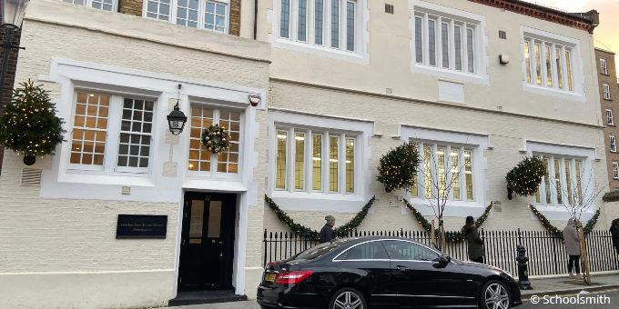 Hawkesdown House, Kensington, London W8